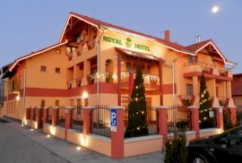 Royal Hotel belföldi