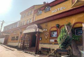 Aranykorona Történelmi Étterem-Hotel & Látványpince belföldi